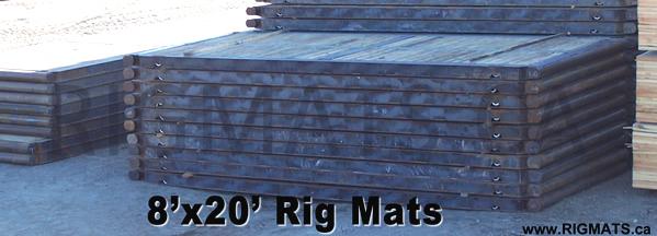 8x20 Rig Mat